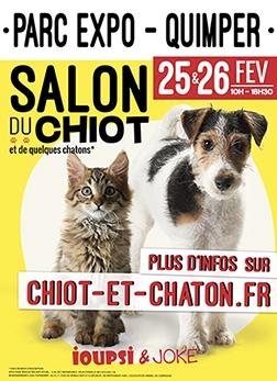 Salon du chiot - Quimper