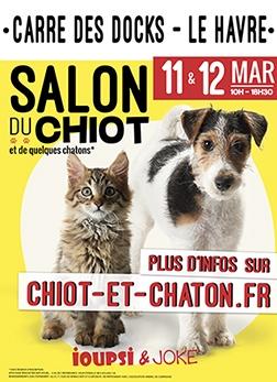 Salon du chiot - Le Havre
