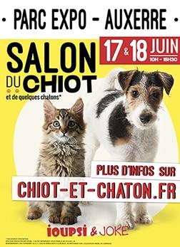Salon du chiot - Auxerre