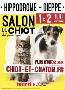 Salon du chiot - Dieppe