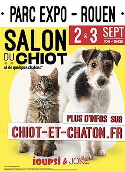 Salon du chiot - Rouen
