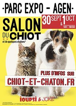 Salon du chiot - Agen