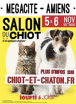 Salon du chiot - Amiens