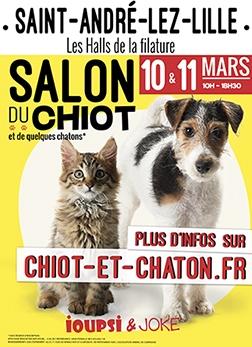 Salon du chiot - Lille