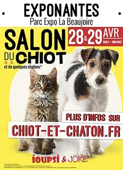 Salon du chiot - Nantes