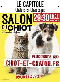 Salon du chiot - Chalons-en-Champagne