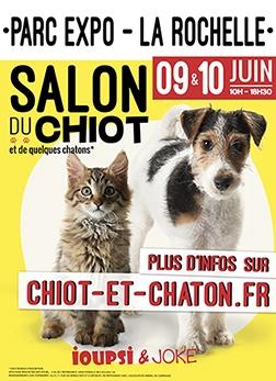 Salon du chiot - La Rochelle