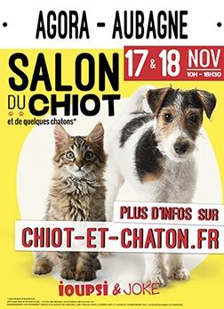 Salon du chiot - Aubagne