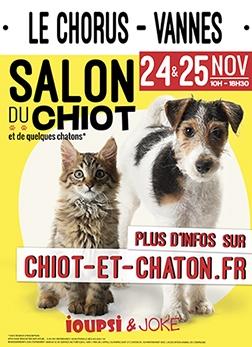 Salon du chiot - Vannes