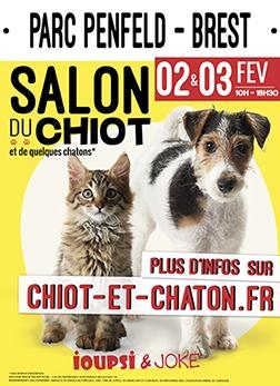Salon du chiot - Brest