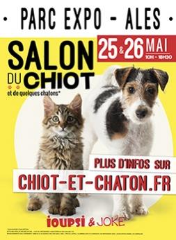 Salon du chiot - Alès