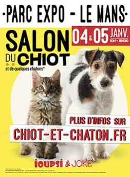 Salon du chiot - Le Mans