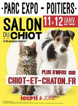 Salon du chiot - Poitiers